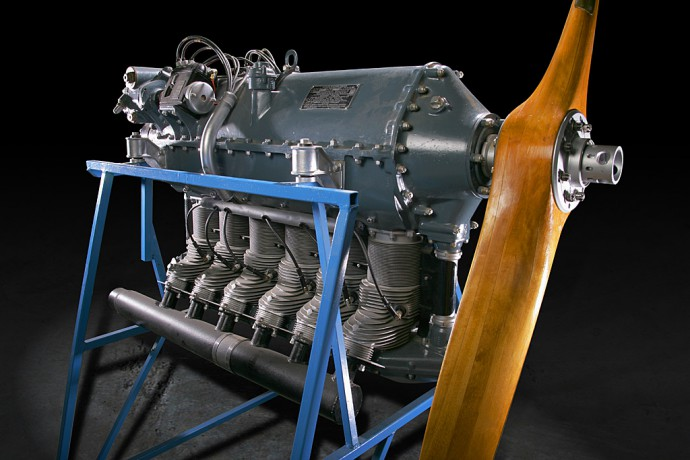 Engines – British Columbia Aviation Museum