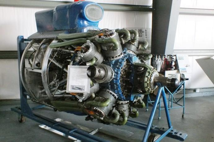 Engines – British Columbia Aviation Museum